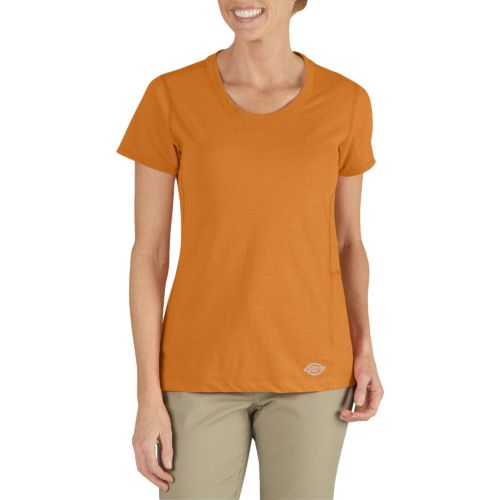 Dickies Women's Short Sleeve drirelease Performance T-shirt