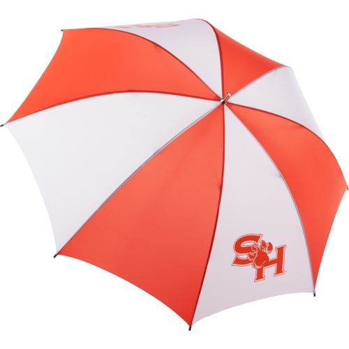 Storm Duds Adults' Sam Houston State University 62 in Fiberglass Shaft Golf Umbrella