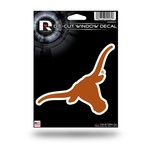 Tag Express University of Texas Die-Cut Decal