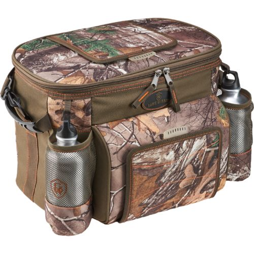 Camo Soft Cooler ~ Game winner realtree xtra can soft side cooler academy
