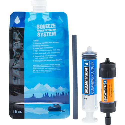 Display product reviews for Sawyer Mini Water Filter