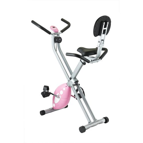 Sunny Health & Fitness SF-RB1117 Folding Recumbent Exercise Bike