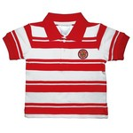 Two Feet Ahead Toddlers' University of Louisiana at Lafayette Rugby Golf Polo Shirt