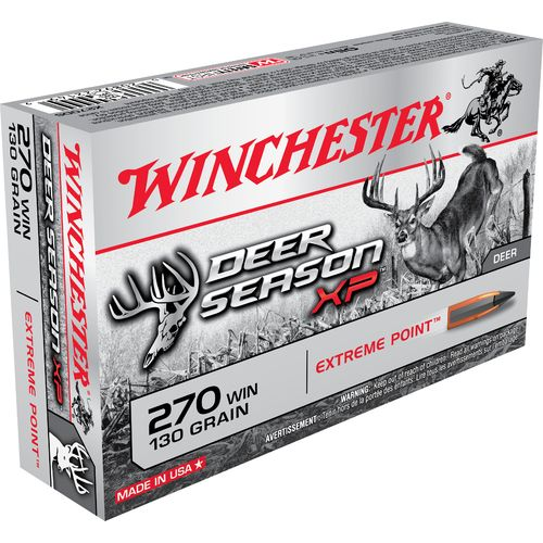 Winchester Deer Season XP .270 Winchester 130-Grain Rifle Ammunition