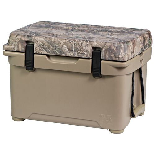 Engel 25 DeepBlue Roto-Molded High-Performance Cooler with Camo Lid