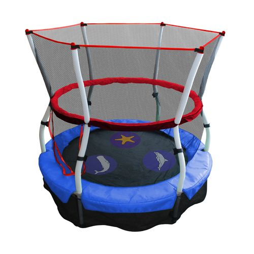 "Display product reviews for Skywalker Trampolines Seaside Adventure 60"" Bouncer"
