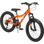 "Huffy Boys' Enigma Fat Tire 20"" 6-Speed Bicycle"