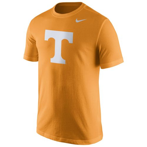 Nike™ Men's University of Tennessee Cotton Logo Short Sleeve T-shirt - view number 1