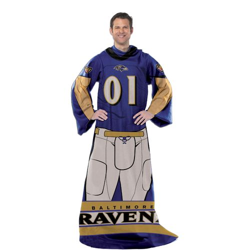 The Northwest Company Baltimore Ravens Uniform Comfy Throw