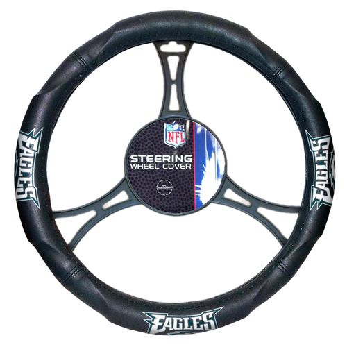 The Northwest Company Philadelphia Eagles Steering Wheel Cover
