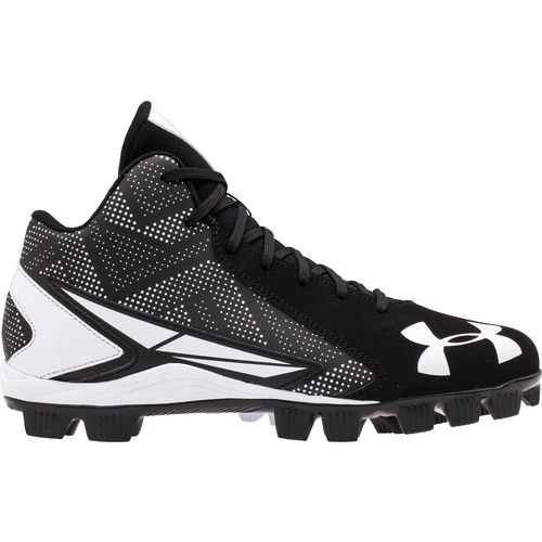 Display product reviews for Under Armour Men's Leadoff Mid RM Baseball Cleats