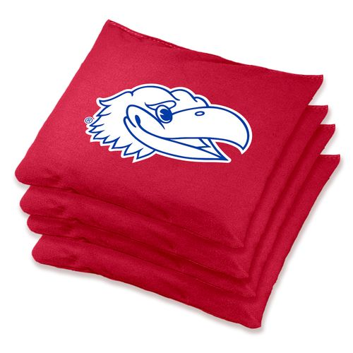 Wild Sports University of Kansas Regulation Bean Bags