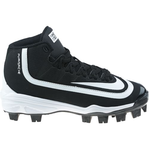 Nike Boys' Huarache 2KFilth Pro Mid MCS Baseball Cleats
