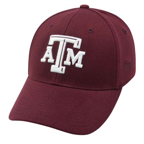 Top of the World Men's Texas A&M University Premium Collection Memory Fit™ Cap - view number 1