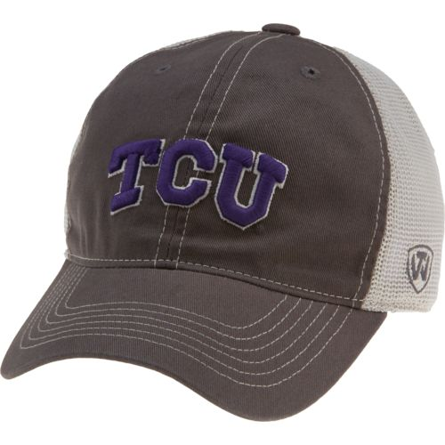 Top of the World Adults' Texas Christian University Putty Cap - view number 1