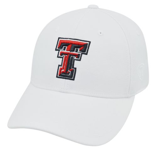 Top of the World Men's Texas Tech University Premium Collection Memory Fit™ Cap