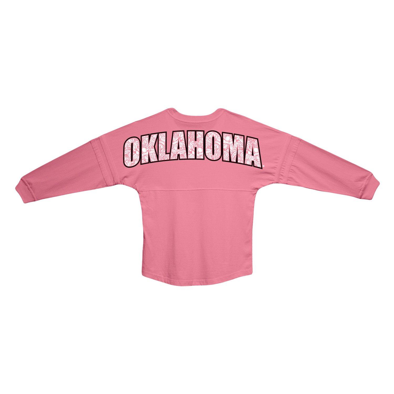 Boxercraft Women's University of Oklahoma Paisley Pom Pom