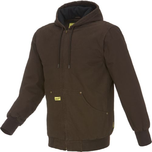 Brazos® Men's Hooded Engineer Jacket