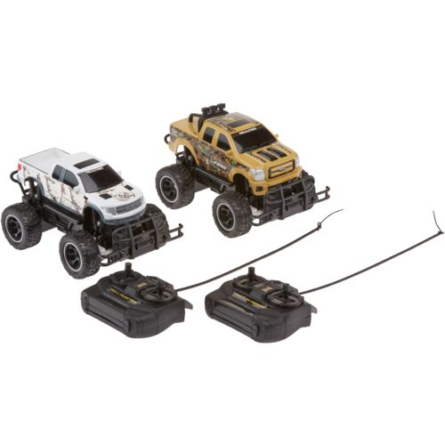 NKOK Realtree 1:24 Scale F150 RC Trucks 2-Pack