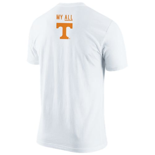 Nike™ Men's University of Tennessee Opening Short Sleeve T-shirt