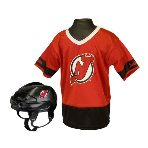 Franklin Kids' New Jersey Devils Uniform Set