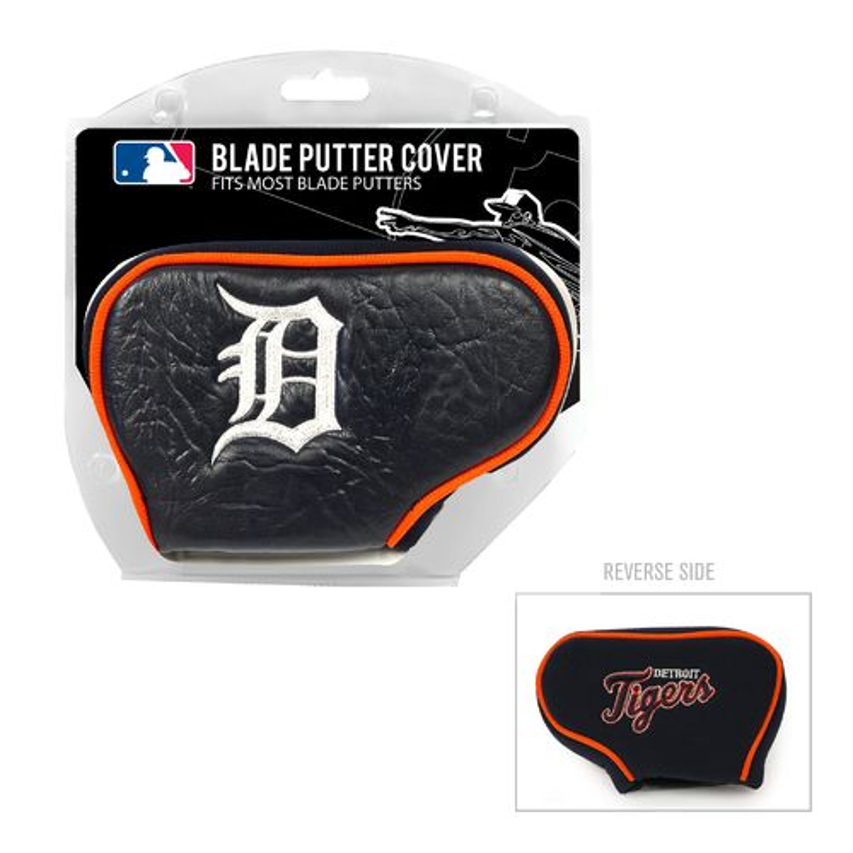 Team Golf Detroit Tigers Blade Putter Cover