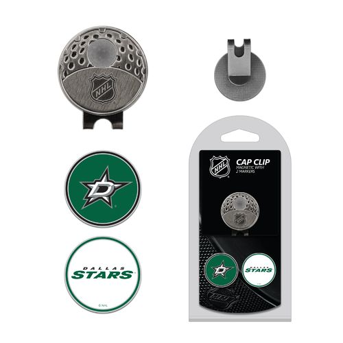 Team Golf Dallas Stars Marker Cap Clip - view number 1