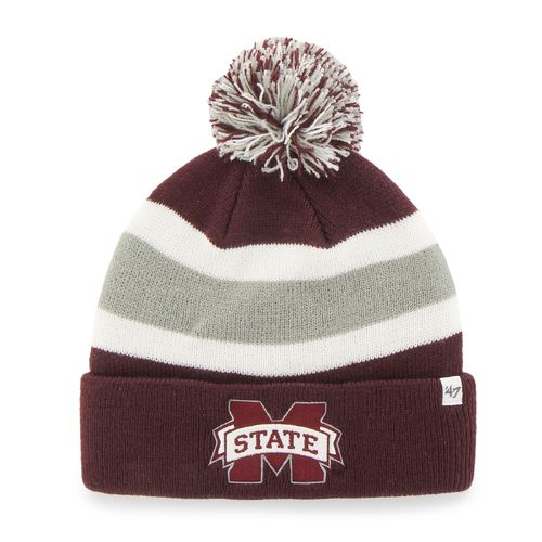 '47 Men's Mississippi State University Breakaway Cuff Knit Hat