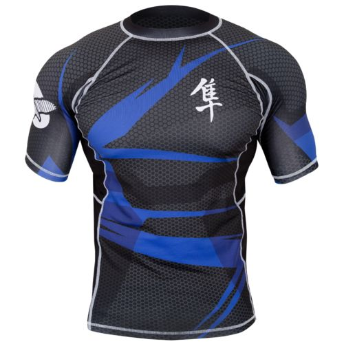 Hayabusa Fightwear Men's Metaru 47™ Short Sleeve Rash