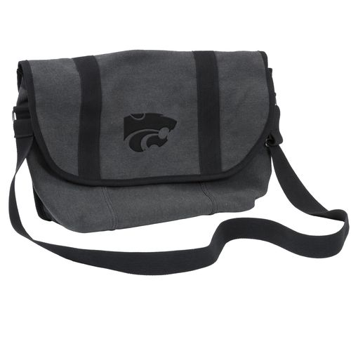 Logo™ Kansas State University Varsity Messenger Bag