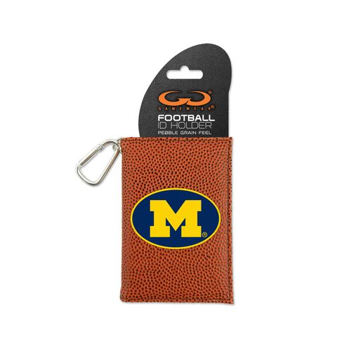 GameWear University of Michigan Classic Football ID Holder