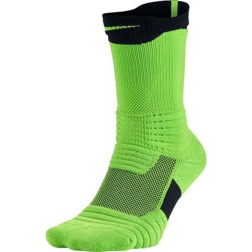 Nike Adults' Elite Versatility Basketball Crew Socks