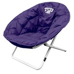Logo™ Texas Christian University Sphere Chair - view number 1