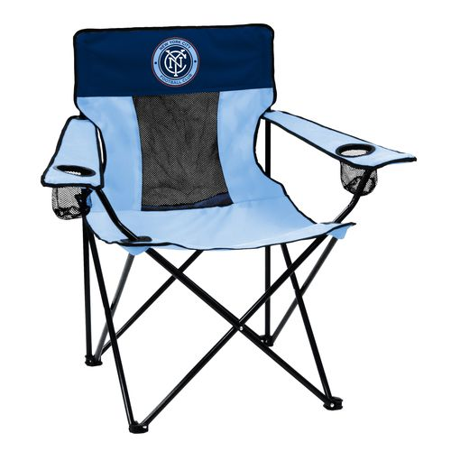 Logo New York City Futbol Club Elite Chair