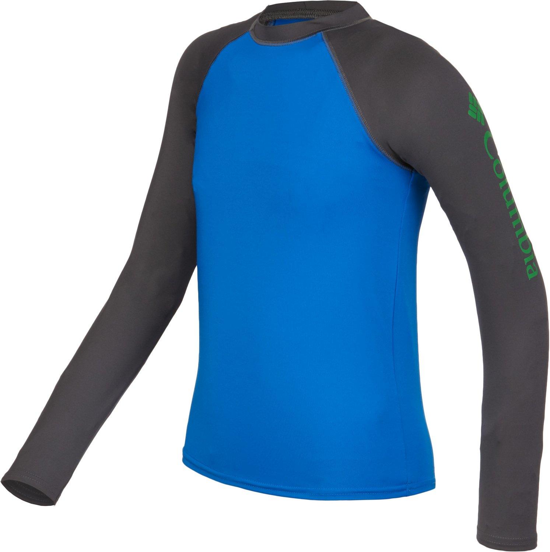 Columbia Sportswear Boys' Mini Breaker Long Sleeve Sunguard