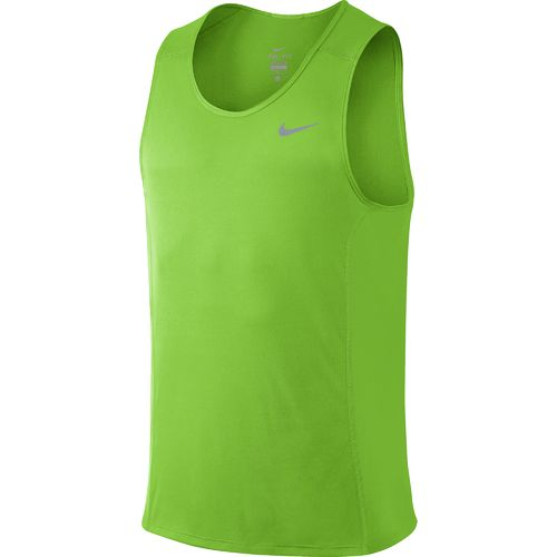 Nike Men's Dri-FIT Miler Running Singlet Tank Top