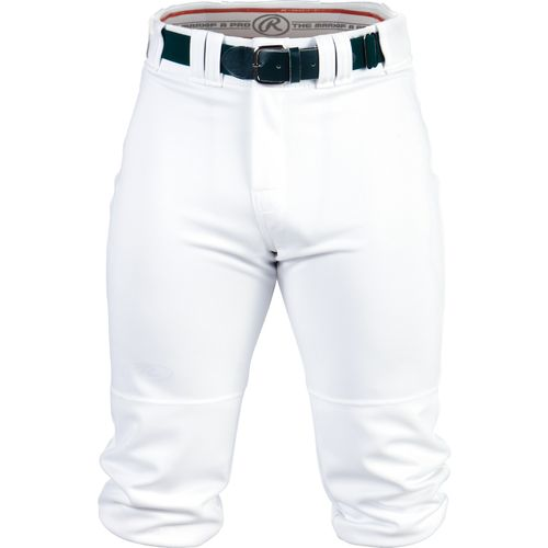 Rawlings Men's Plated Knee High Baseball Pant