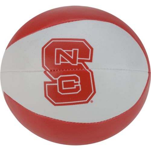 "Rawlings® North Carolina State University Free Throw 4"" Softee Basketball"