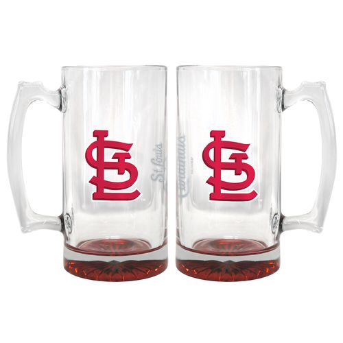 Boelter Brands St. Louis Cardinals Elite 25 oz. Tankard