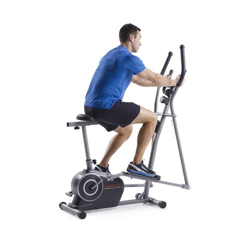 Weslo Momentum G 3.2 Bike/Elliptical Hybrid Trainer - view number 3