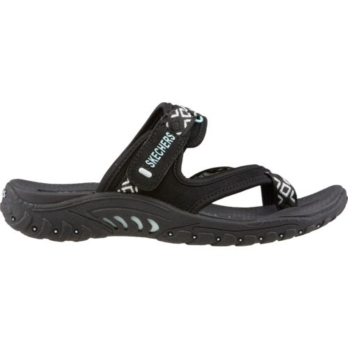 SKECHERS Women's USA Reggae Trailway Sandals