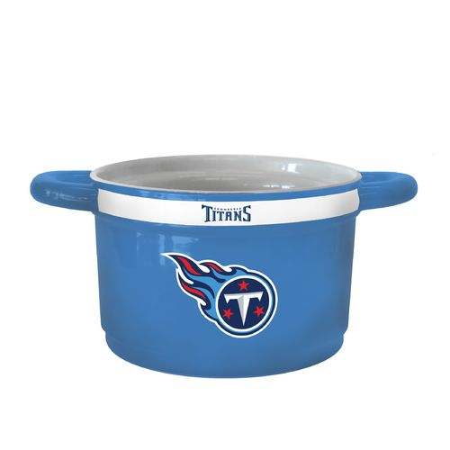 Boelter Brands Tennessee Titans Gametime 23 oz. Ceramic Bowl