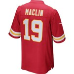 Nike Men's Kansas City Chiefs Jeremy Maclin #19 Home Replica Jersey
