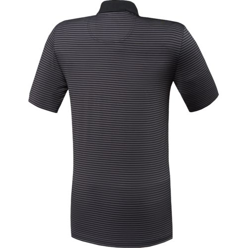 BCG Men's Golf Mini Stripe Tru-Wick Short Sleeve Polo Shirt - view number 2