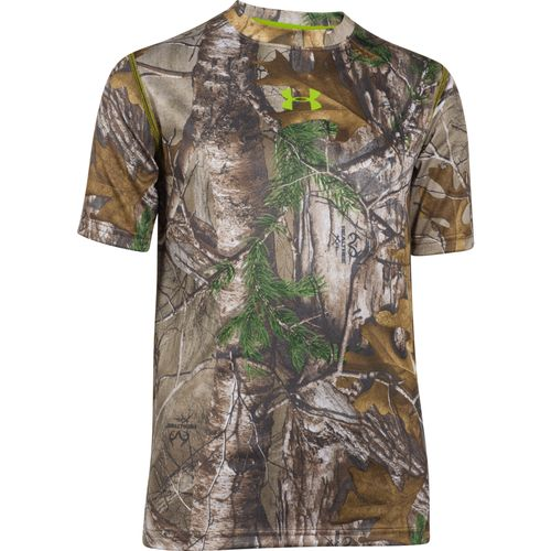 Under Armour® Boys' UA Tech Scent Control Hunting