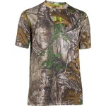 Under Armour® Boys' UA Tech Scent Control Hunting Short Sleeve T-shirt