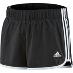 adidas™ Women's M10 Woven 3-Stripes Short