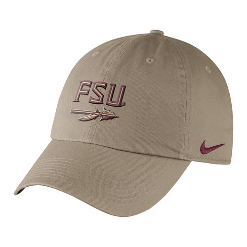 Nike™ Men's Florida State University Dri-FIT Heritage86 Authentic Cap