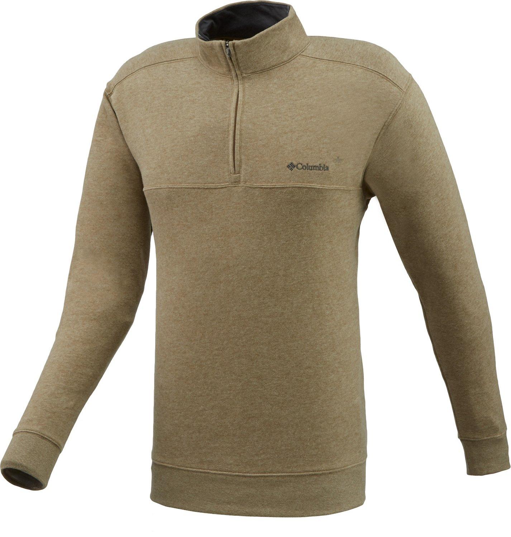 Display product reviews for Columbia Sportswear Men's Hart Mountain II 1/2 Zip Jacket