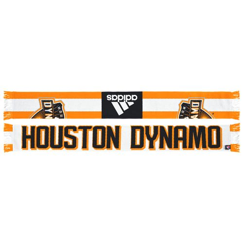 adidas™ Men's Houston Dynamo Authentic Draft Scarf